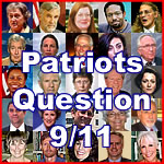 Click here to go to the 'Patriots Question 9/11'  website!