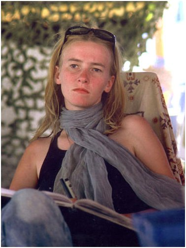 Click here to go to the Rachel Corrie memorial website!