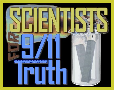 Click here to go to the 'Scientists for 9/11 Truth' website!