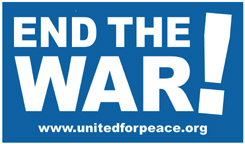 Click here to help end the war(s) against Iraq, Afghanistan, Pakistan, etc.!!